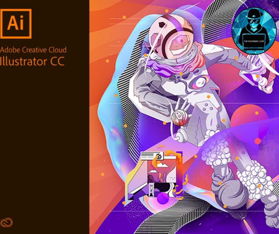 Download phần mềm Adobe illustrator CC 2018 Full Cr!ck [Link FSHARE]