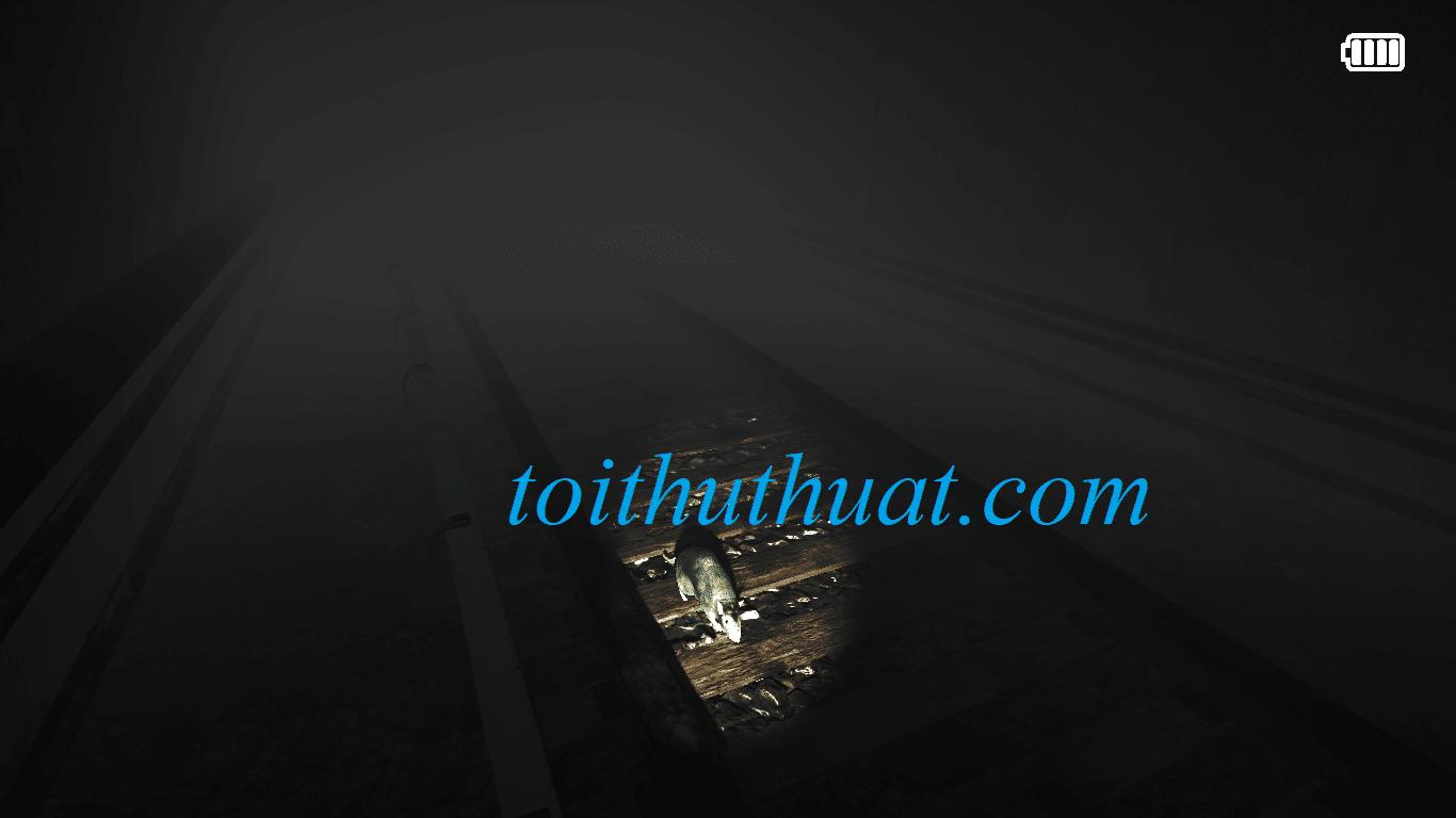 Một số hình ảnh trong game Die in the Dark