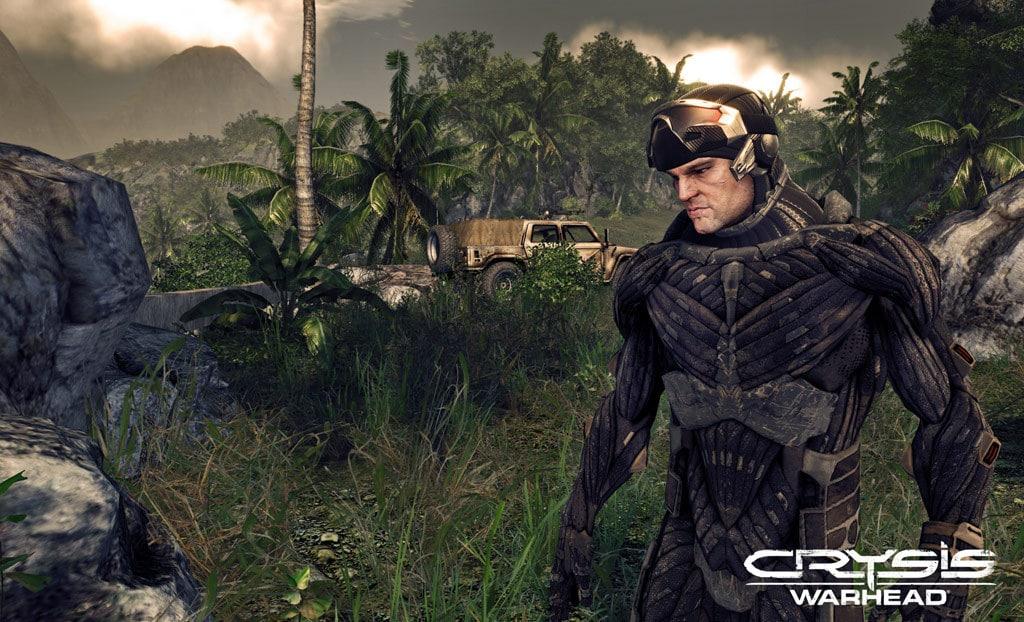 Hỉnh ảnh trong game Crysis Warhead đẹp chứ hả mọi người