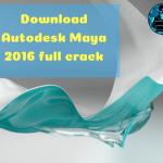 Download Autodesk Maya 2016 full crack (x64bit) + Hướng dẫn cài đặt