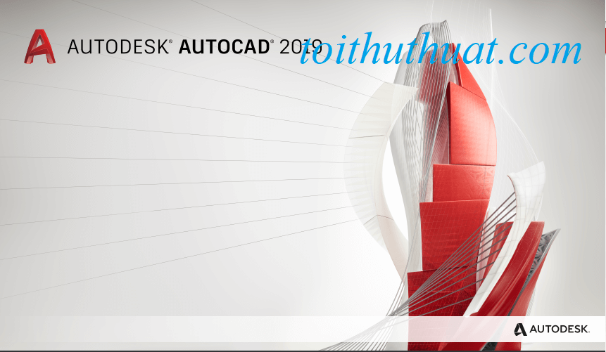 Autodesk AutoCAD 2019 full crack