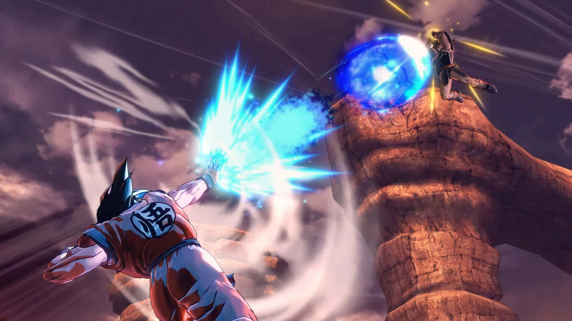 Game Offline Dragon Ball Xenoverse 2 siêu hay