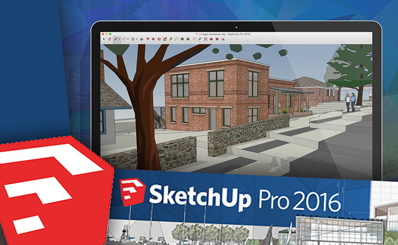 Download SketchUp Pro 2016 full