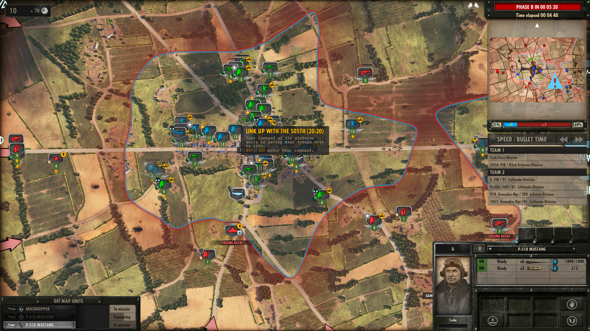 Hình ảnh trong game Steel Division: Normandy 44
