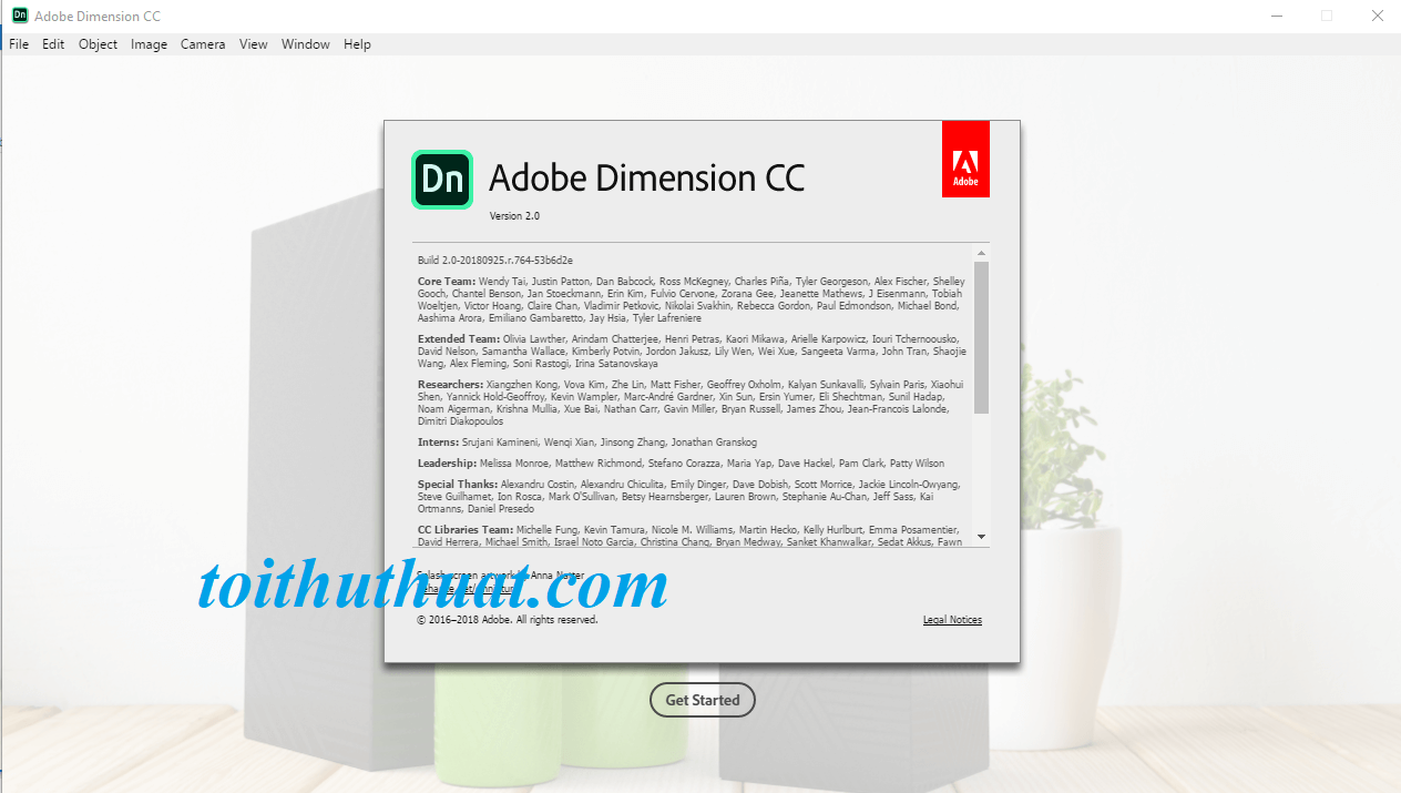 Download Adobe Dimension CC 2019 v2 0 full cr!!ck [Link Fshare]