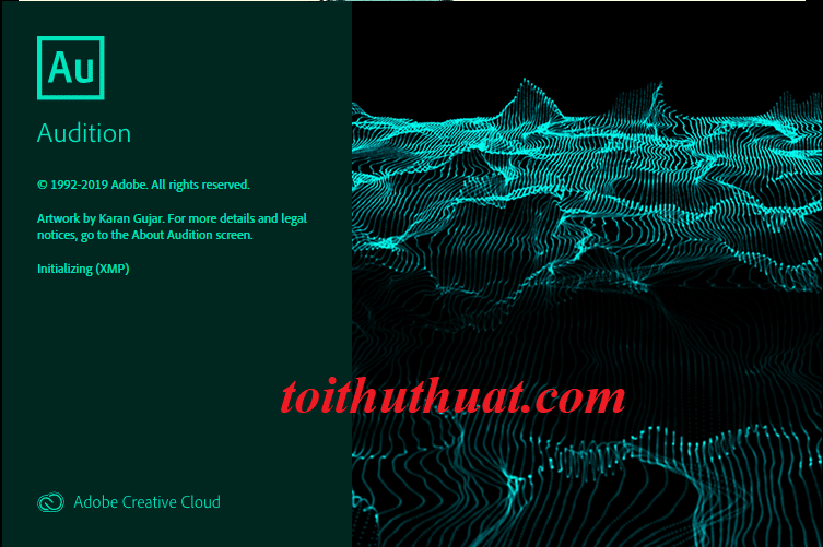 Download Adobe Audition CC 2019 Full cho PC