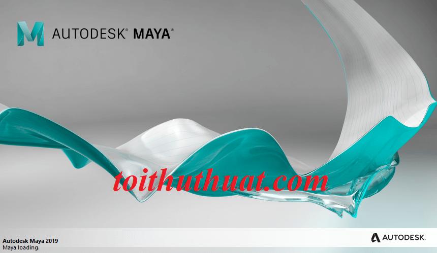 Download autodesk maya 2019 phiên bản mới nhất full activate