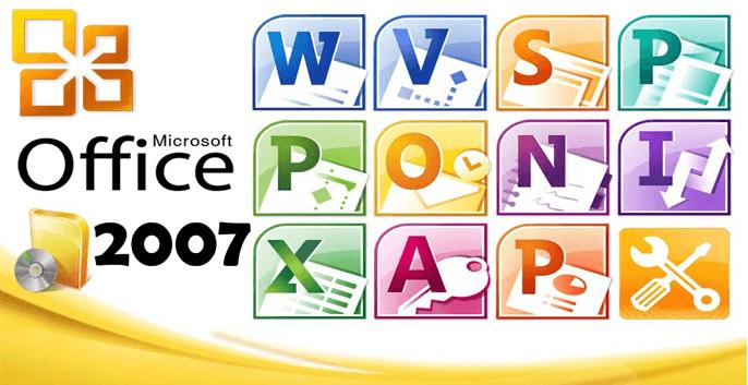 Hướng dẫn cài đặt và download microsoft office 2007