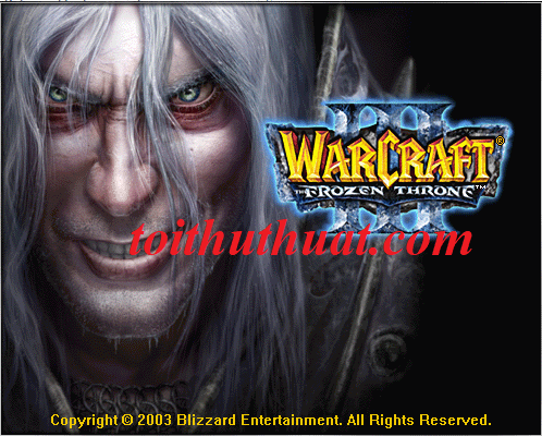 Download Warcraft III FrozenThrone Full Version