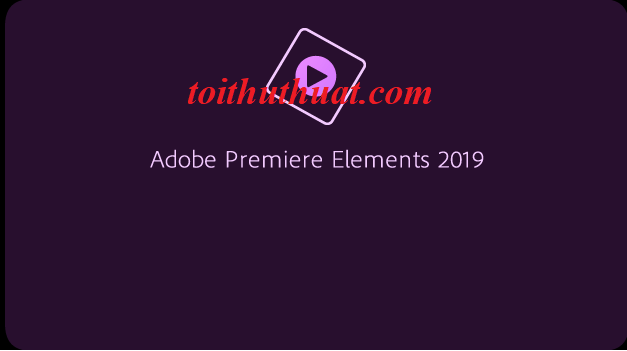 Adobe Photoshop Elements or Premiere Elements 2019