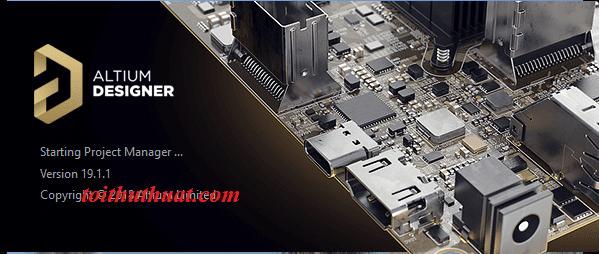 Download Altium Designer 19 Full Cr@ck cho PC