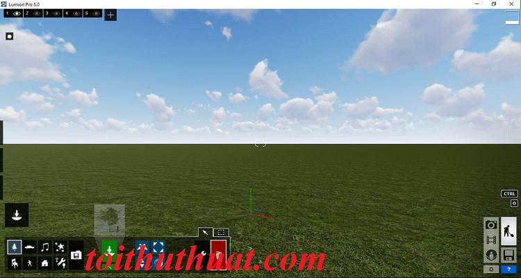 Tải và cài đặt Lumion 8.0 Pro