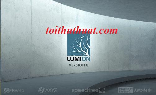 Hướng dẫn cài đặt và download Lumion 8.0 Pro chi tiết nhất
