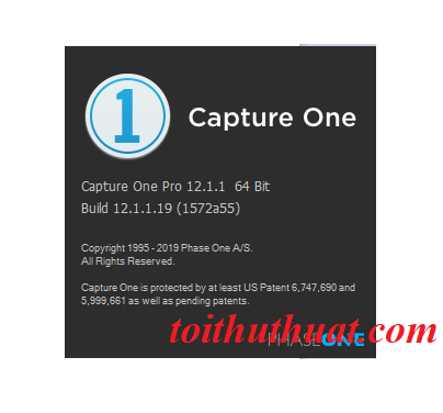 Download Capture One Pro 12 miễn phí