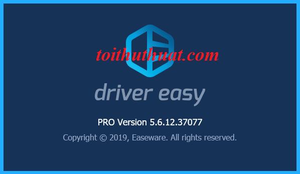 Hướng dẫn download và cài đặt driver easy pro