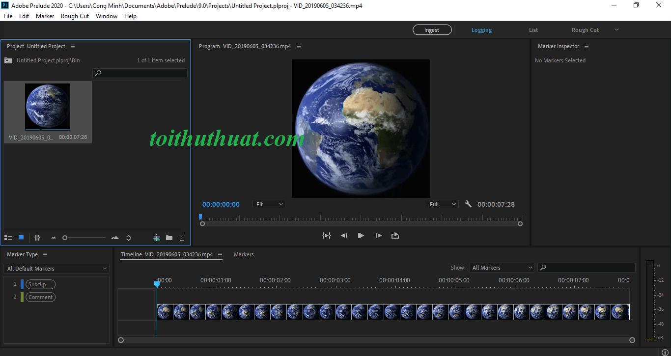 Download ngay Prelude CC 2020 mới nhất về PC