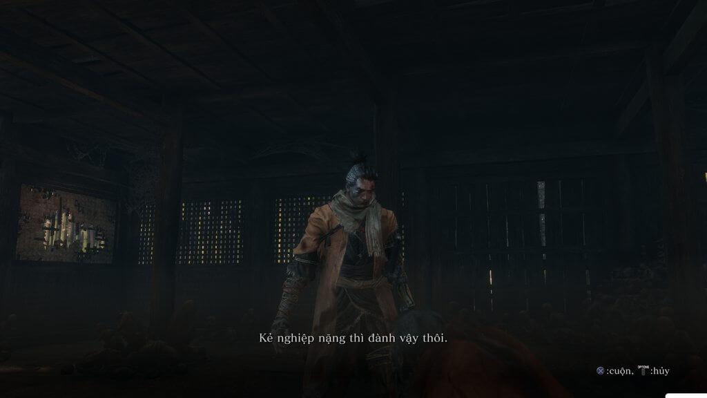 Nhân vật chính trong game đấy cả nhà, khá ngầu ;v