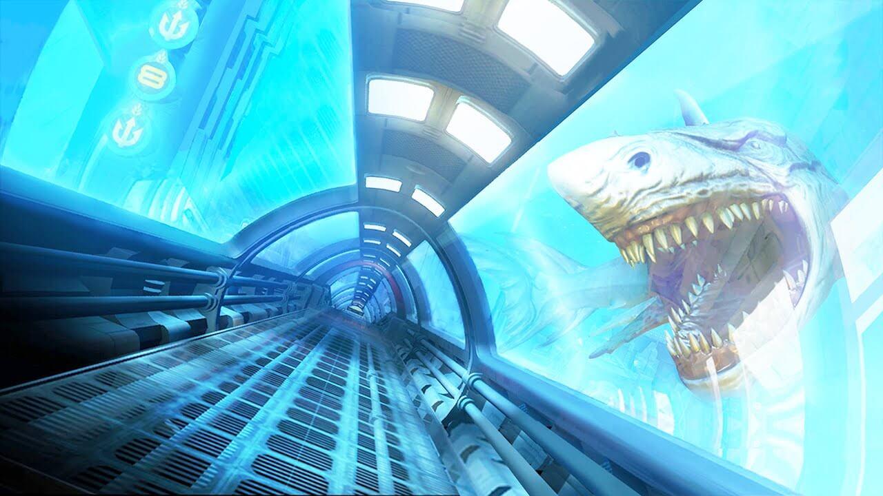 Vào game mọi người sẽ được khám phá những vùng đất mới lạ dưới đại dương