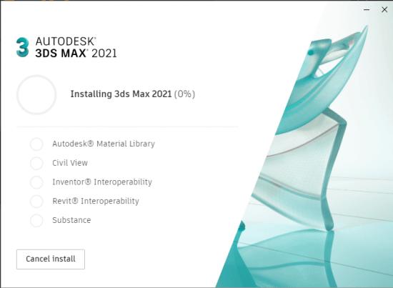 Hướng dẫn cài đặt phần mềm 3dsmax 2021