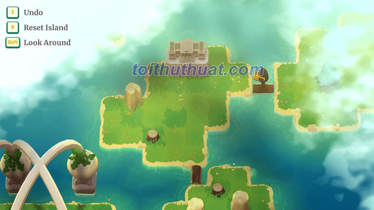Tựa game thuộc thể loại giải đố A Monster's Expedition