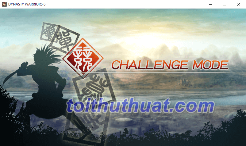 Nhiều nhân vật, nhiều hệ khá nhau cho bạn lựa chọn trong Dynasty Warriors