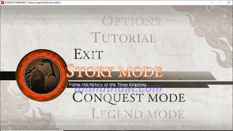 [Download & Cài Đặt] Dynasty Warriors 7 Xtreme Legends For PC [x64]