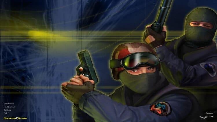 Game Counter-Strike 1.6 có thể chơi được online & offline trên PC