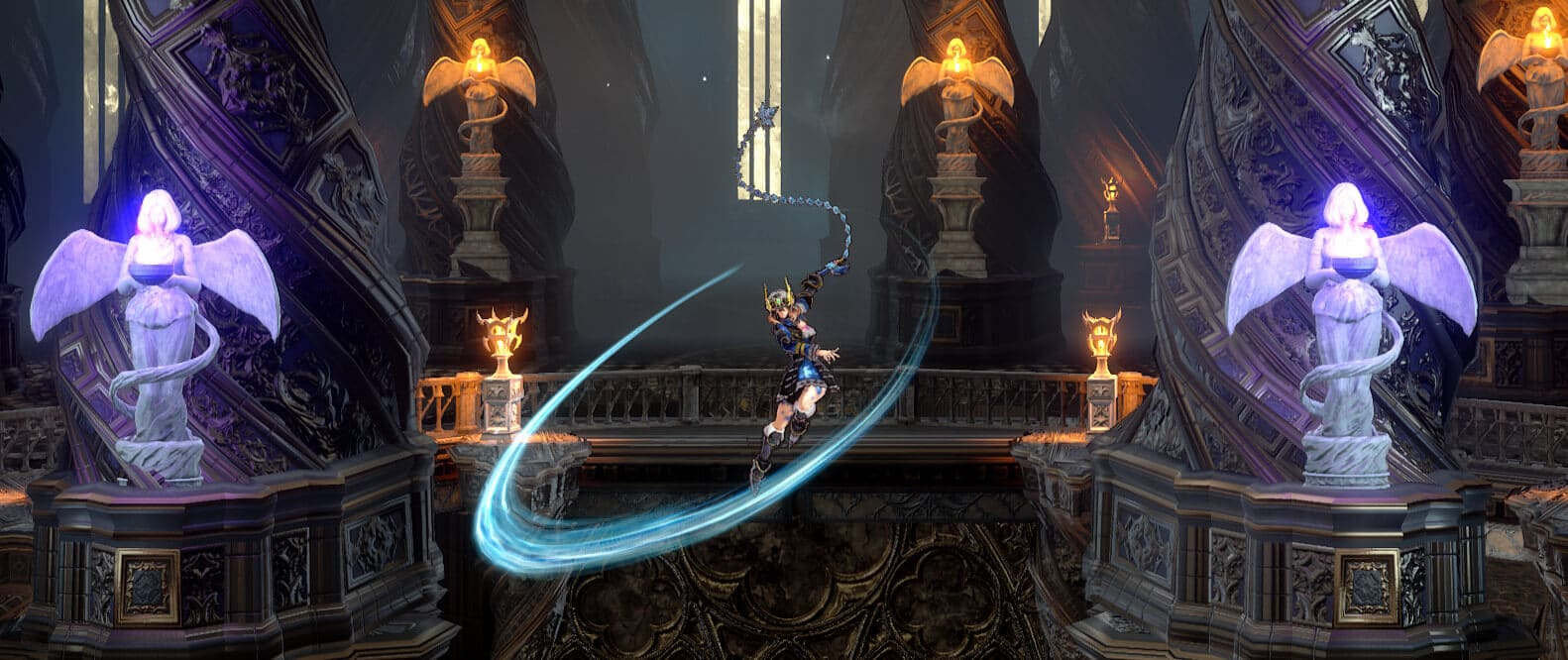 Game Offline Bloodstained Ritual Of The Night Miễn Phí PC