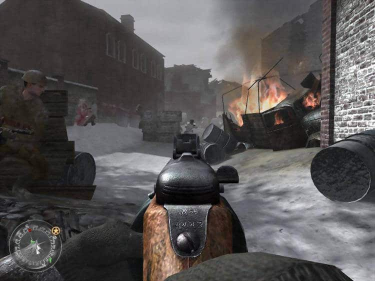 Download Game Call of Duty 2 Full Key Miễn Phí cho PC