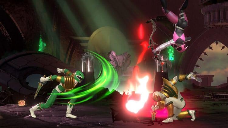 Đồ họa trong game Power Ran cũng đẹp mà đúng không cả nhà