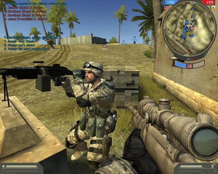 Hướng dẫn tải & cài đặt game Battlefield 2
