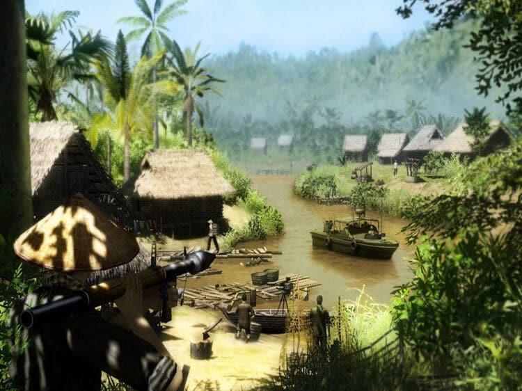 Cùng Tôi Thủ Thuật trải nghiệm game Men of War: Vietnam