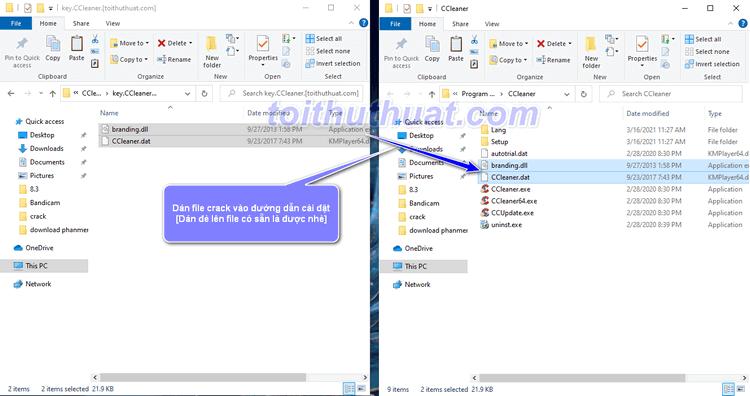 Hướng dẫn cài đặt phần mềm CCleaner Professional Mới Nhất