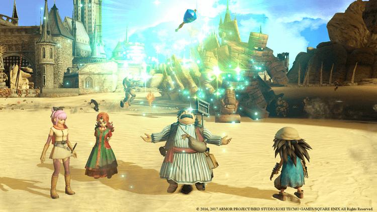 Download Game Offline Dragon Quest Heroes 2