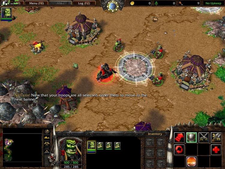 Đặc điểm trong Game Warcraft III có gì nổi bật