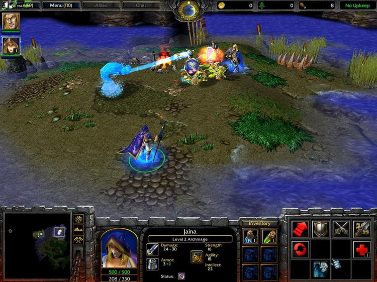 Tải Game Warcraft III: Complete Edition Full Cho PC