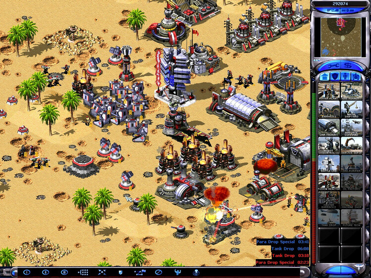Game Red Alert Cho PC Phiên Bản Mới Nhất