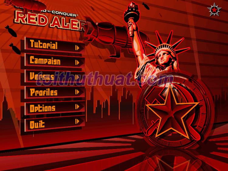 Download Game Red Alert 3 Full Cr@ck Miễn Phí Trên Máy Tính