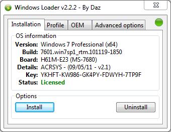 Hướng dẫn kích hoạt bản quyền cho windows