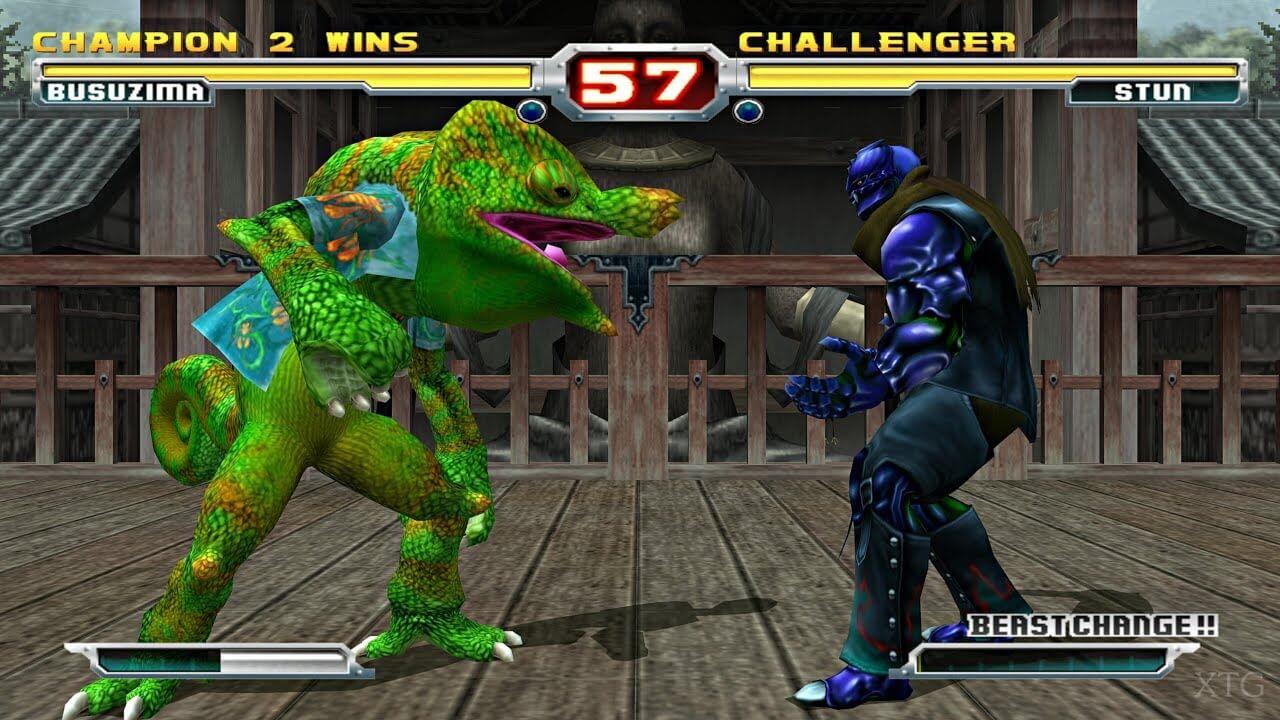 Cùng trải nghiệm tựa game Đấu trường thú 3 trên PS2