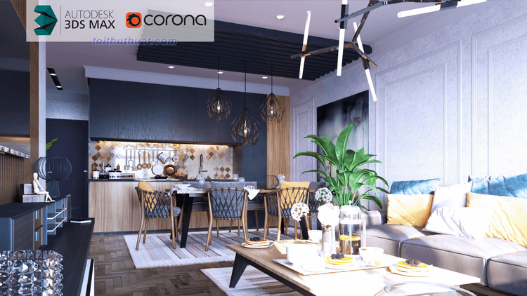 Corona Renderer 5 for 3ds Max