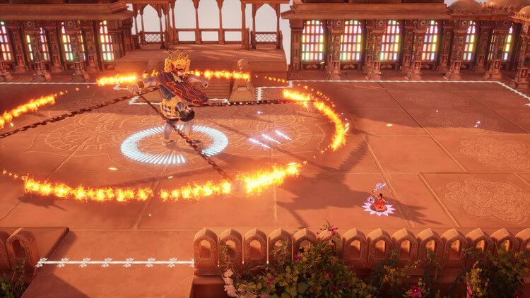Game Raji An Ancient Epi mới nhất trên máy tính