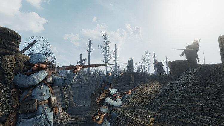 Giới thiệu sơ về tựa game Verdun trên máy tính