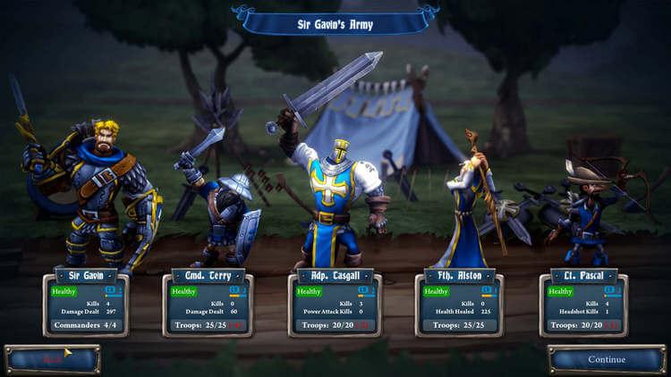 Hướng dẫn tải và cài đặt game CastleStorm II trên máy tính