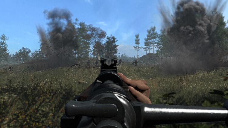 Anh em nên check Cấu hình Game Verdun trước khi tải nha