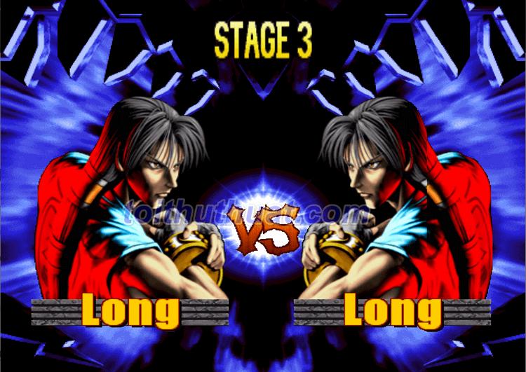 Bloody Roar 2 - Đấu trường thú 2