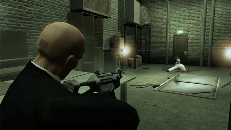 Game Hitman: Blood Money dành cho máy tính