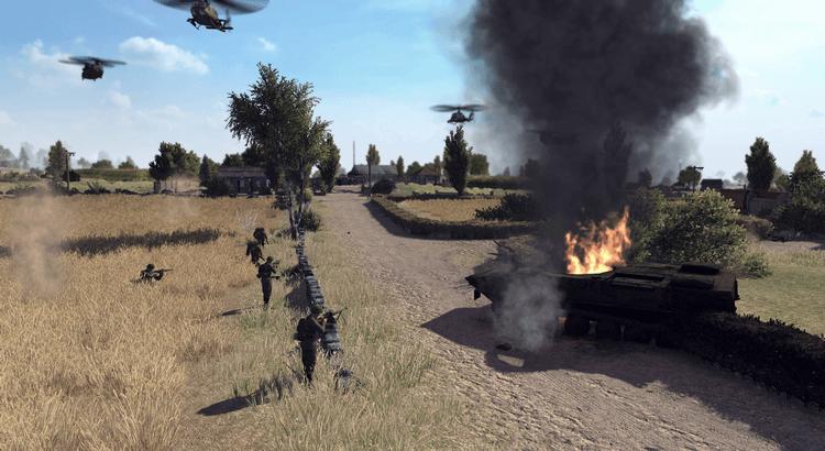 Download Game Men of War: Assault Squad 2 Cold War Full