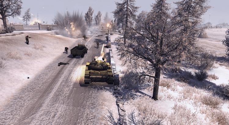 Tải game Men of War: Assault Squad 2 - Cold War về máy tính
