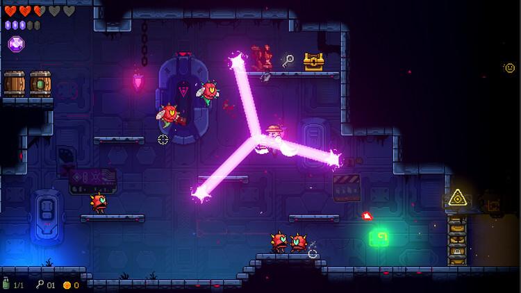 Giới thiệu game Neon Abyss trên máy tính